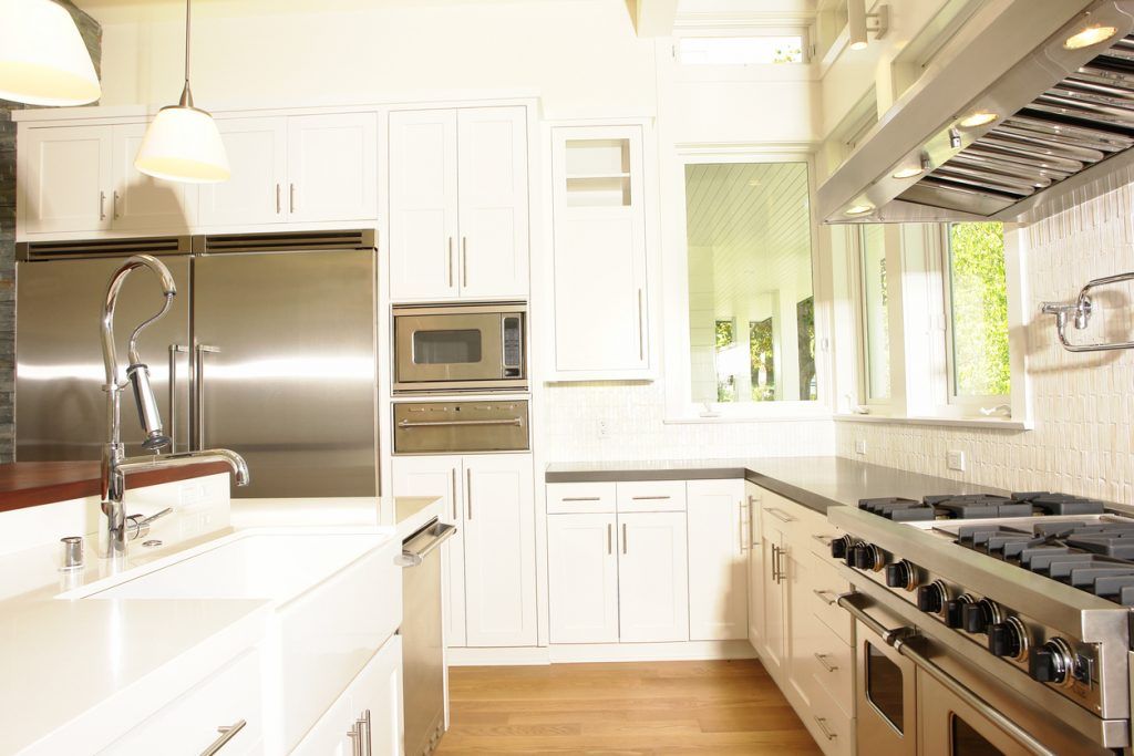 new luxury kitchen